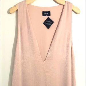 Beautiful pink tunic dress